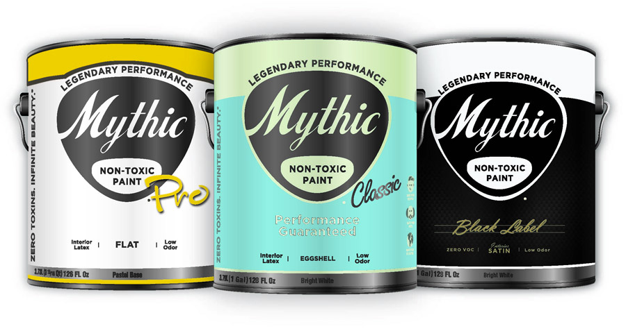 Mythic Paint Tins